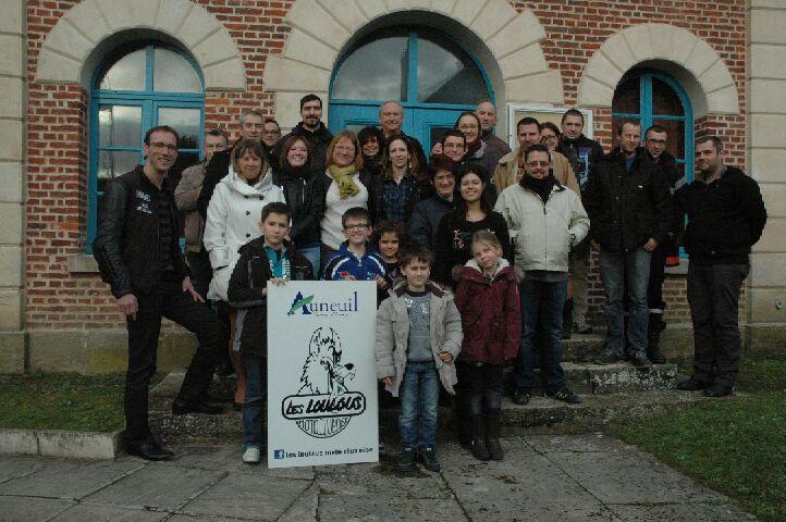 Moto Club Oise Les loulous