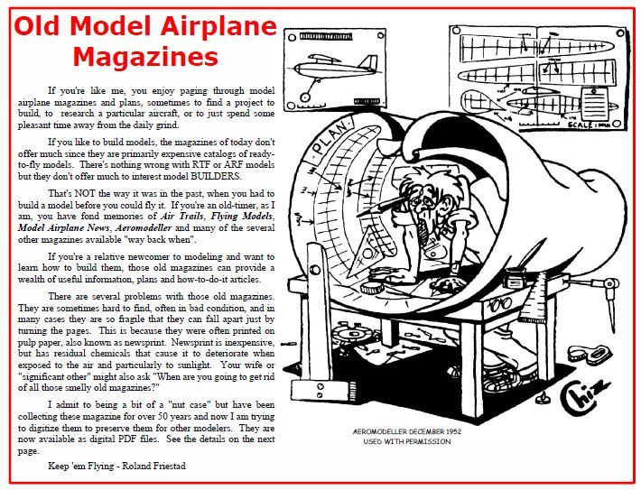 "Old Magazine Morning...""Another Model Airplane Hero"": Don McGovern's 'All Wet' column Flying Models 8/68 - Page 2 Roland10"