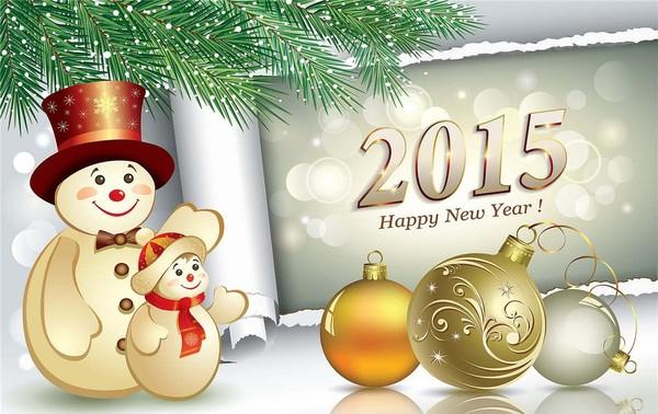 Bonne Année 2015 (Un peu en avance ) Cbf3c710