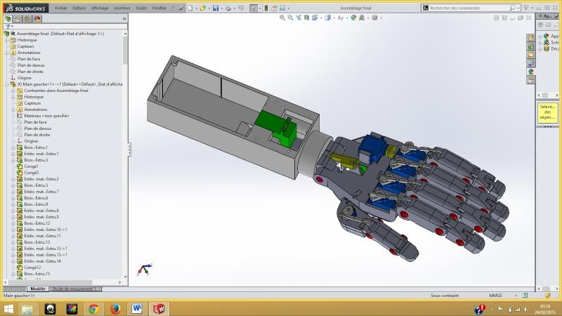 Projet de prothèse de main Modyli10