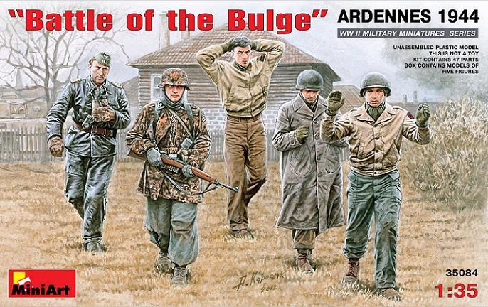 Les Ardennes - 16 décembre 1944 (1/35) 15020621