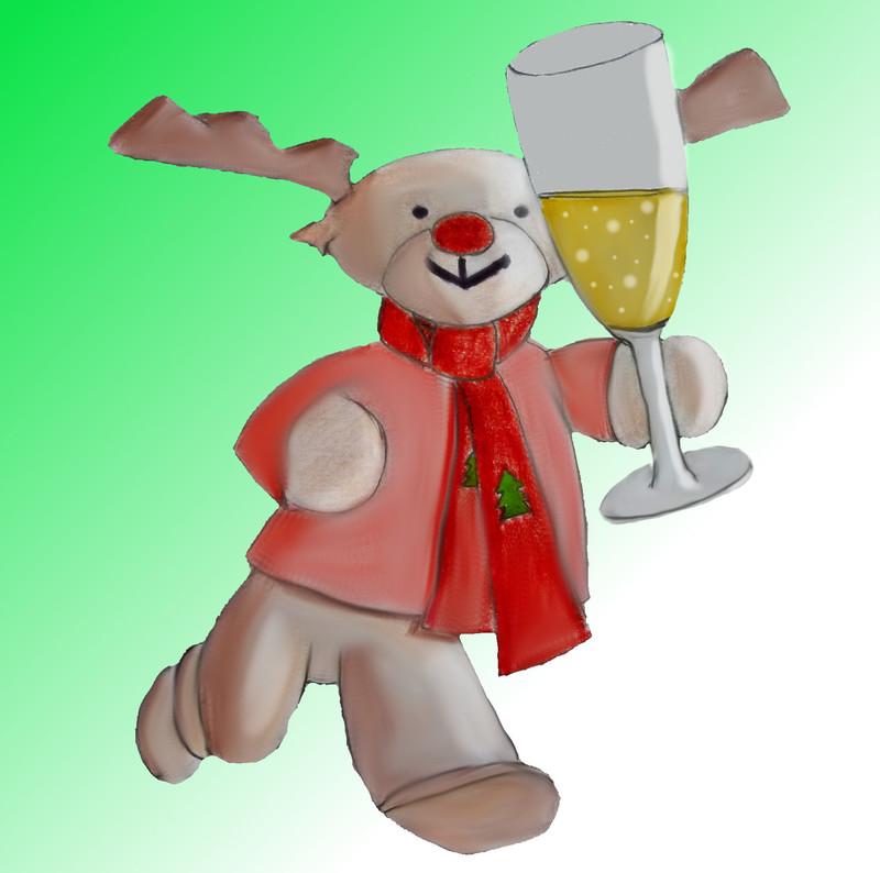 Bonne année avec le caribou Jou_ch11