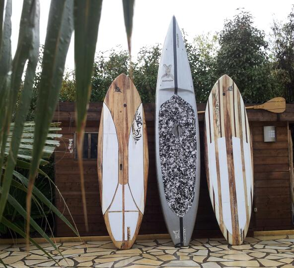 construction d un stand up paddle bois agave  20150214