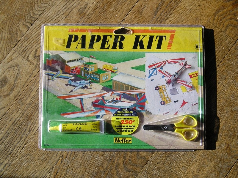 les maquettes en papier Heller  01_11_10