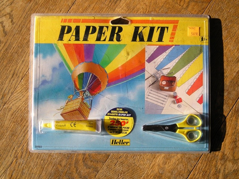 les maquettes en papier Heller  01_11_11