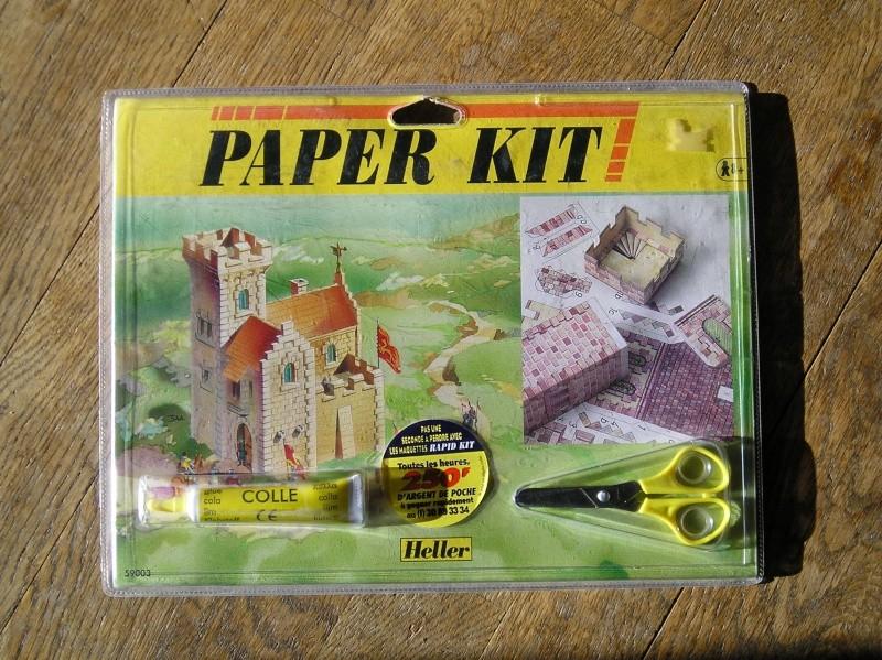 les maquettes en papier Heller  01_11_12
