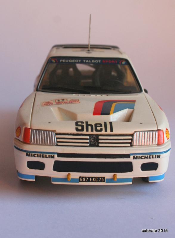 Peugeot 205 t16  Maque100