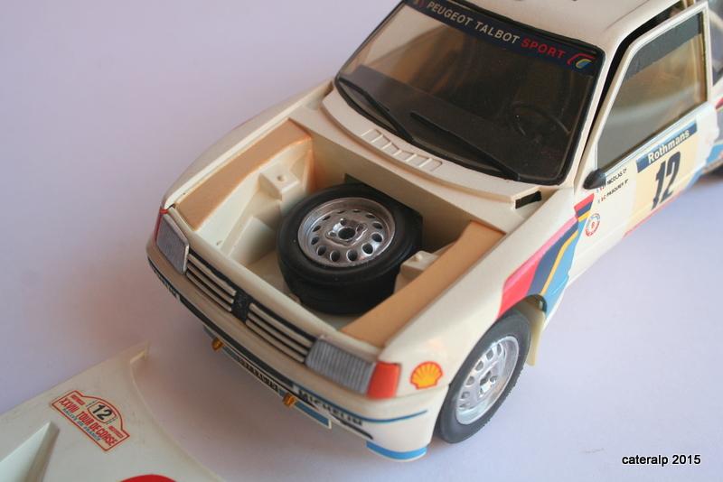 Peugeot 205 t16  Maque102