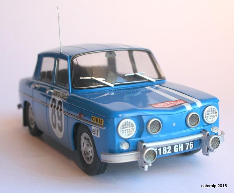 RENAULT R8 GORDINI  Maquet50