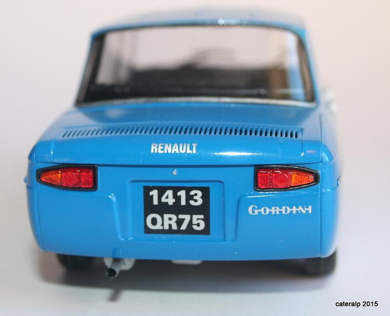 RENAULT R8 GORDINI  Maquet53