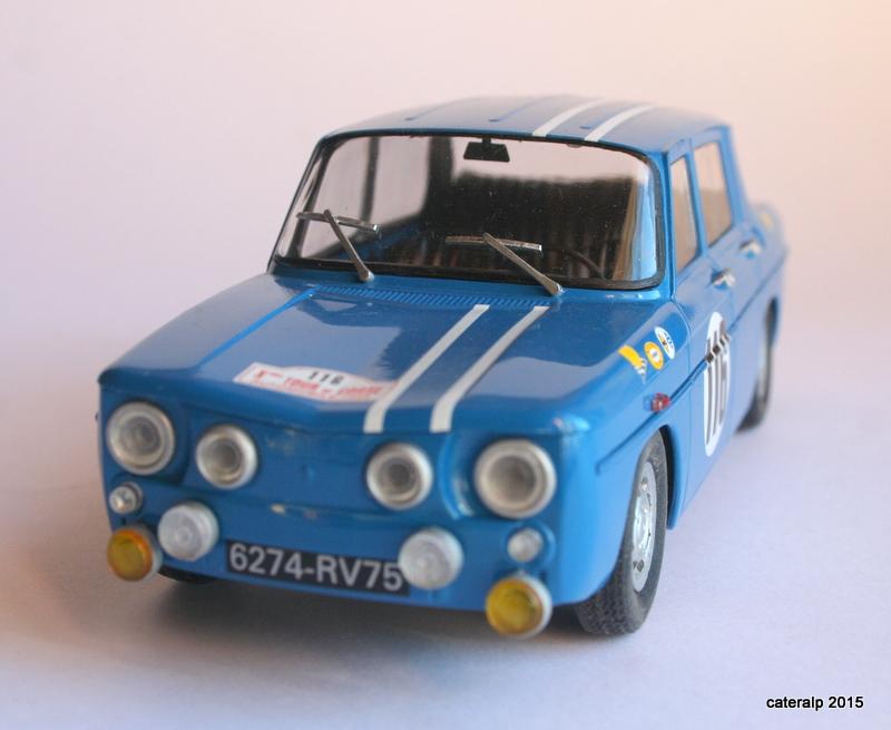 RENAULT R8 GORDINI  Maquet55