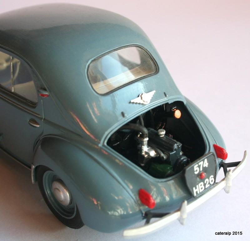Renault 4CV  Maquet73