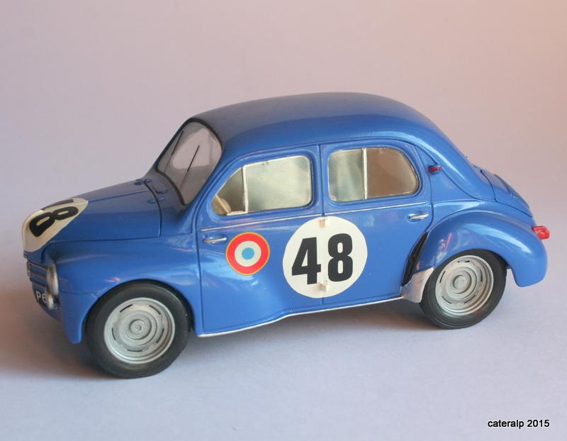 Renault 4CV Le Mans 1950 Maquet76