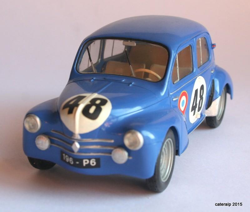 Renault 4CV Le Mans 1950 Maquet77