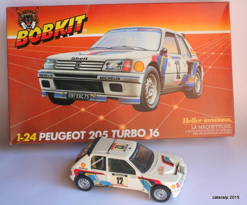 Peugeot 205 t16  Maquet94