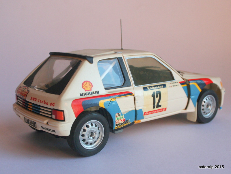 Peugeot 205 t16  Maquet96