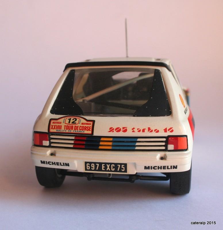 Peugeot 205 t16  Maquet97