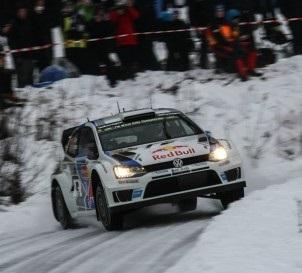 WRC - Rallye de suède du 12 au 15 Févvrier 2015 Rallye12
