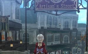 Calle de los Artesanos
