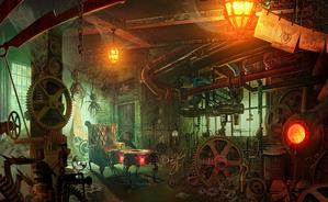Nightmare's Workshop