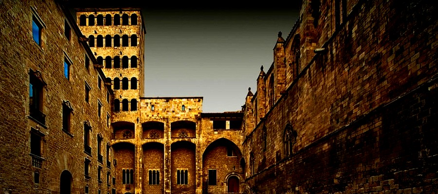 Barcelona, Edad Oscura
