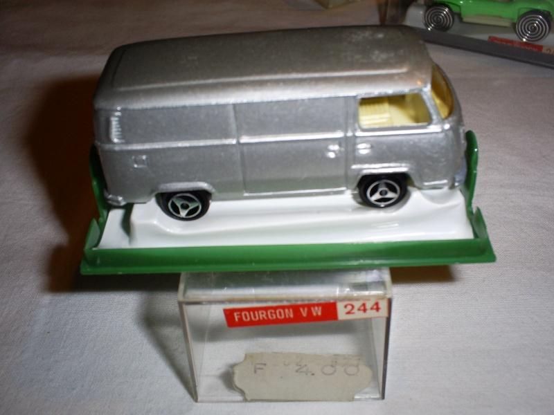 N°226 Volkswagen Fourgon Tolé S5033104