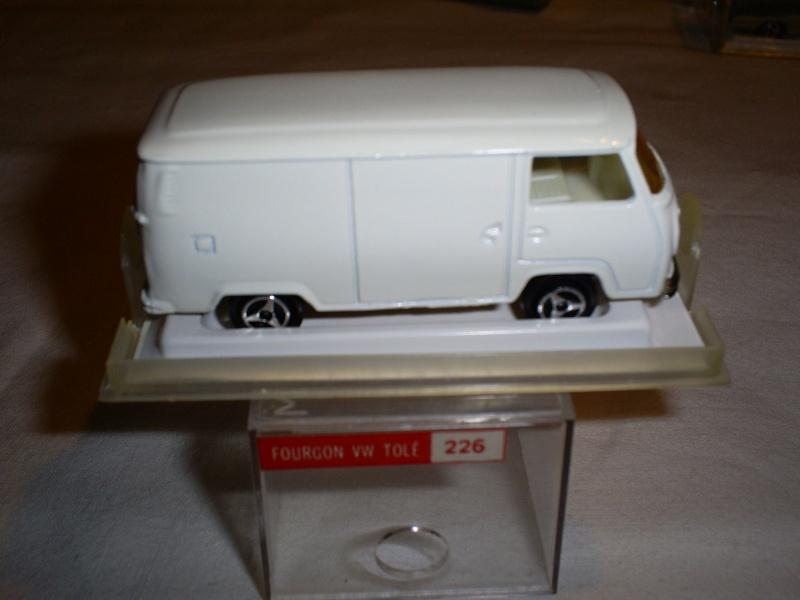 N°226 Volkswagen Fourgon Tolé S5033182