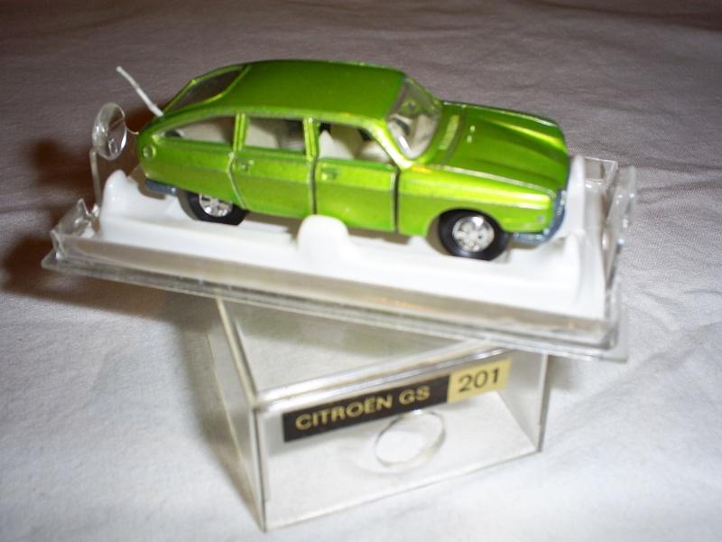 N°201 CITROEN GS S5033213
