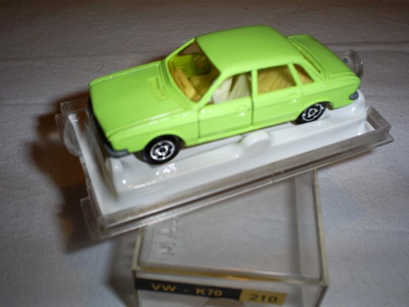 N°210 Volkswagen K70 S5033229