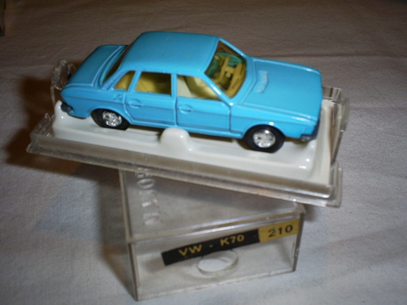 N°210 Volkswagen K70 S5033230