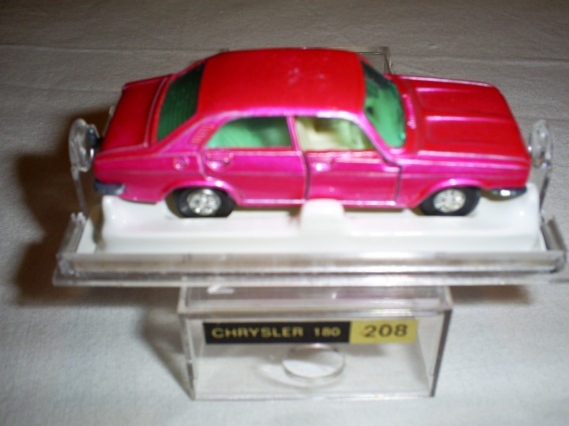 N°208 CHRYSLER 180 S5033243