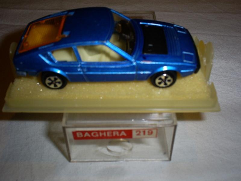N°219 MATRA BAGHEERA S5033250