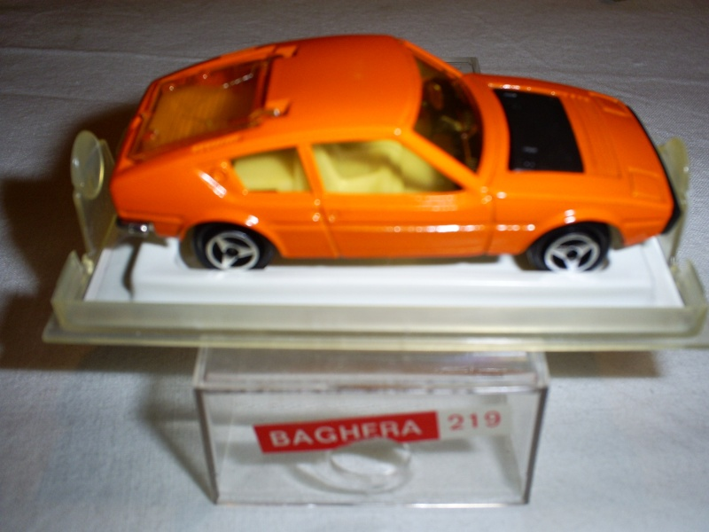 N°219 MATRA BAGHEERA S5033251