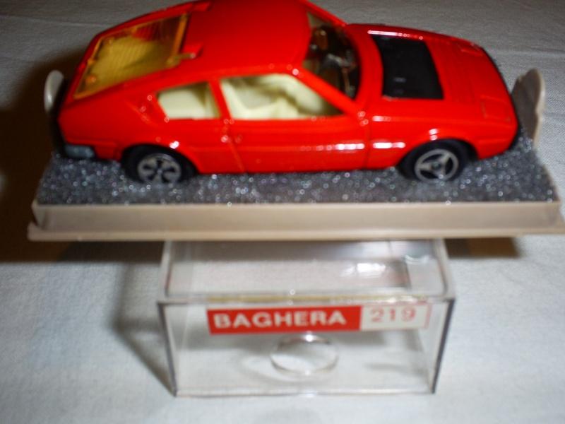 N°219 MATRA BAGHEERA S5033252