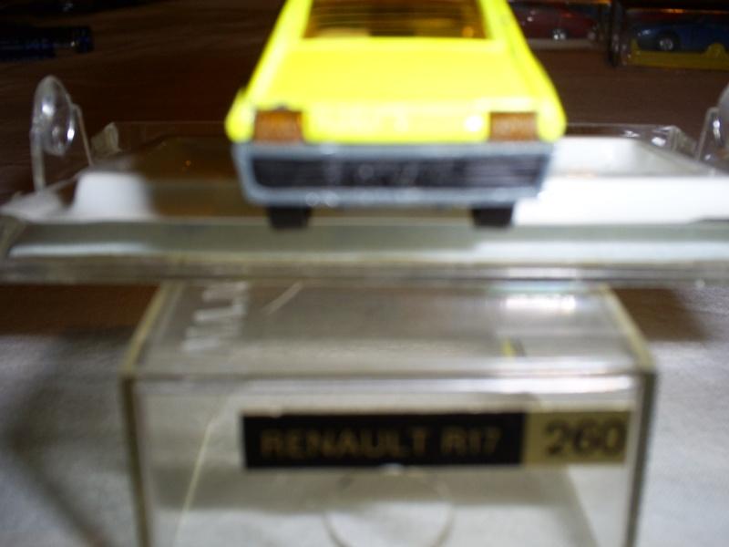 N°260 RENAULT 17 TS S5033283