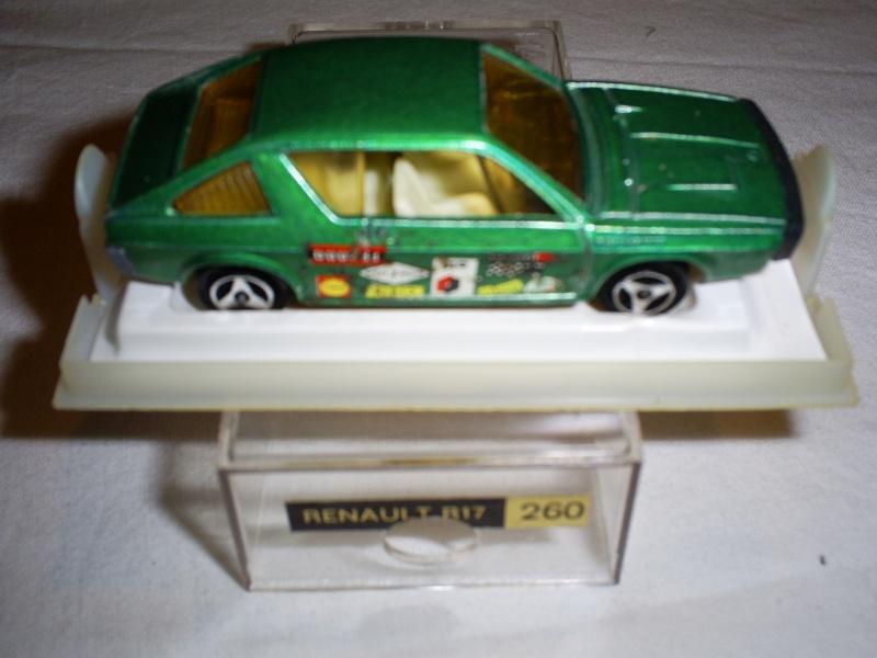 N°260 RENAULT 17 TS S5033284
