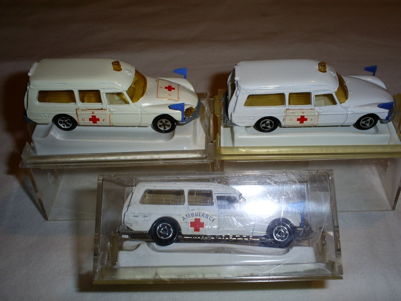 N°206 CITROËN DS AMBULANCE  S5033299