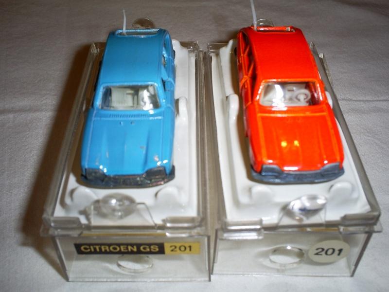 N°201 CITROEN GS S5033311