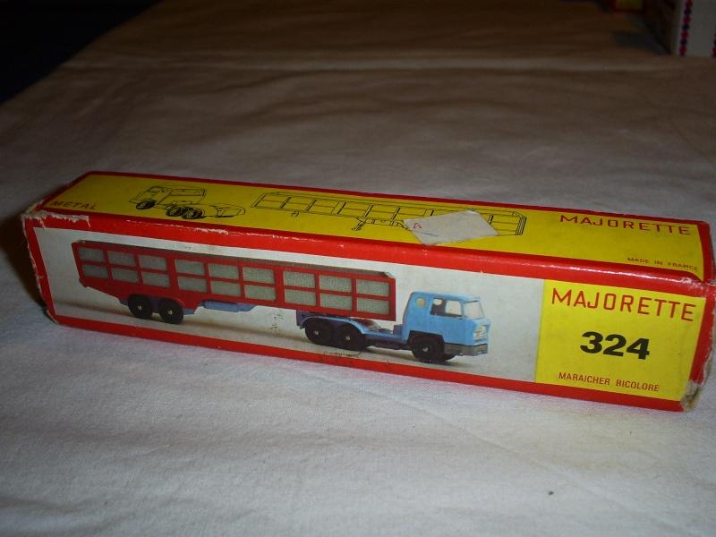 N°324 BERNARD MARAICHER S5033404