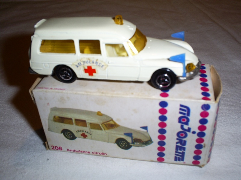 N°206 CITROËN DS AMBULANCE  S5033417