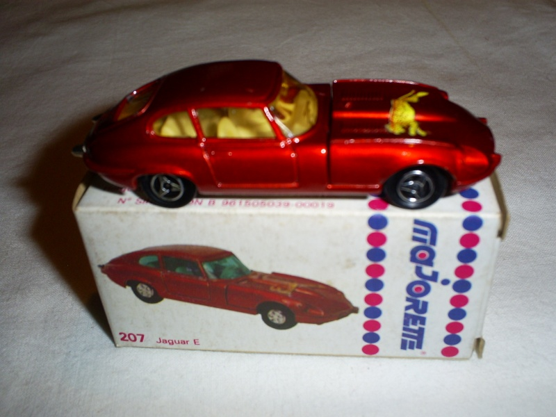 N°207 Jaguar Type E S5033418