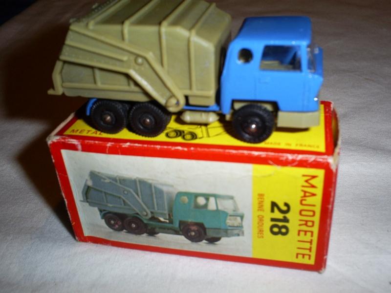 N°218 - BERNARD BENNE ORDURE S5033424