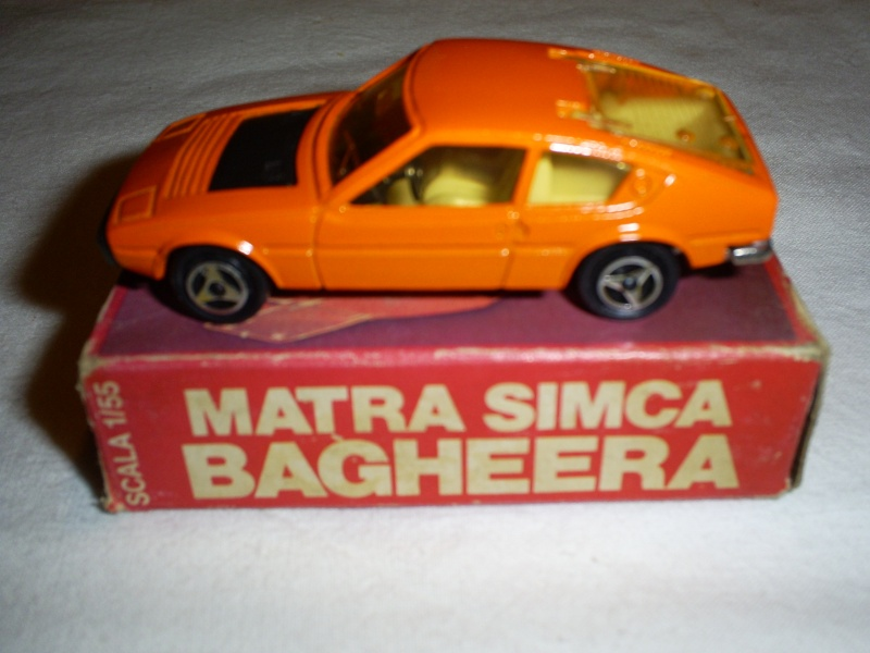 N°219 MATRA BAGHEERA S5033427