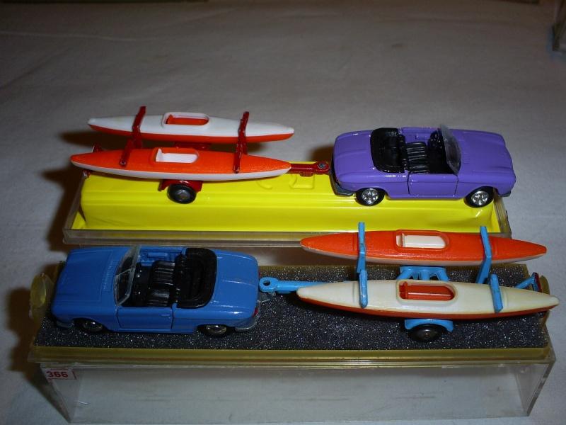 N°331 Peugeot 204 + Canoes S5033445