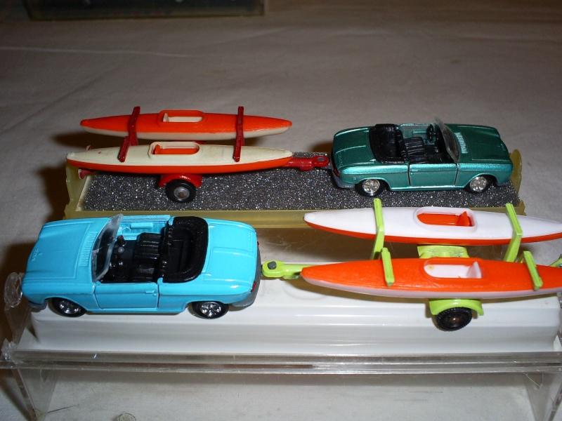 N°331 Peugeot 204 + Canoes S5033447