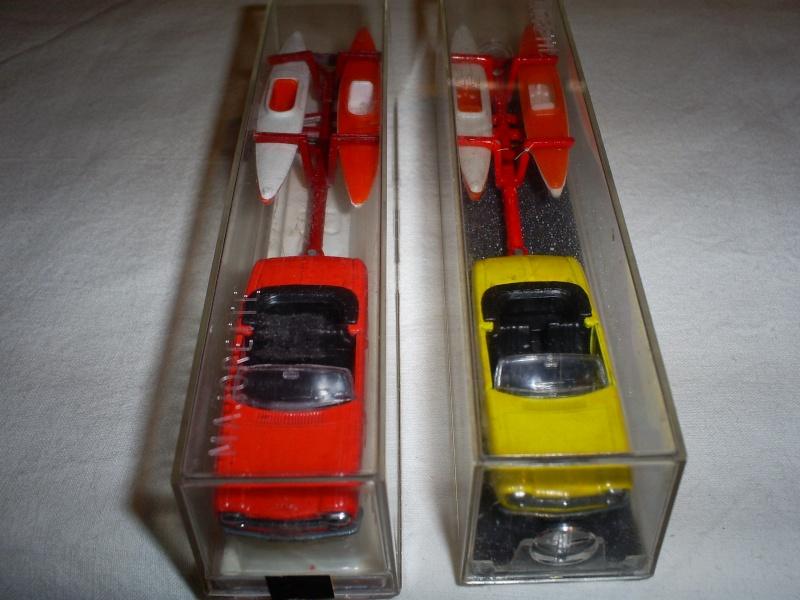 N°331 Peugeot 204 + Canoes S5033449