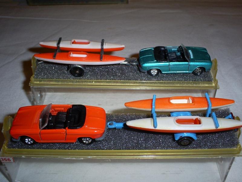 N°331 Peugeot 204 + Canoes S5033450