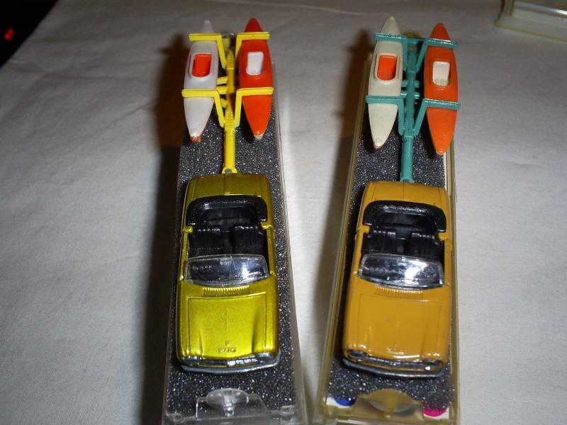N°331 Peugeot 204 + Canoes S5033453