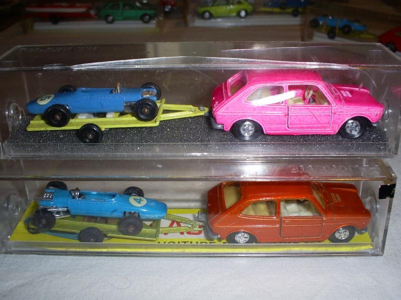 N°317 Fiat 127 + Alpine F3 S5033471