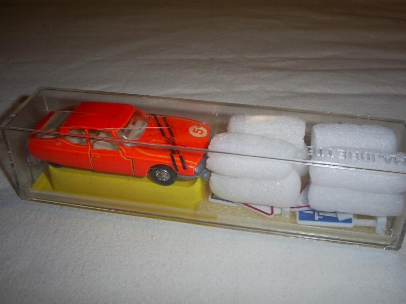 N°351 Citroën SM + Signaux S5033490